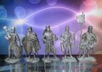 """Оловянные солдатики """"Рыцари"""" v.4"""