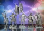 """Оловянные солдатики """"Рыцари"""" v.8"""