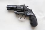 Револьвер сигнальный LOM-S черный