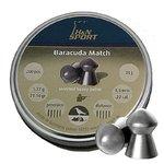 Пули H&N Baracuda Match, 5,5 мм (200 шт.)