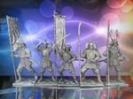 "Оловянные солдатики ""Самураи"""