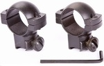 Крепление верхнее раздельное низкое ZOS 313 (D-25мм), ласточкин хвост
