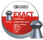 Пули JSB Diabolo Exact 4,5мм 0,547г. 500шт