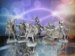 """Оловянные солдатики """"Греки"""" v.2"""