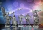 """Оловянные солдатики """"Рыцари"""" v.2"""