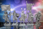 """Оловянные солдатики """"Рыцари"""" v.3"""