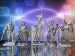 """Оловянные солдатики """"Рыцари"""" v.5"""