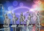 """Оловянные солдатики """"Рыцари"""" v.7"""