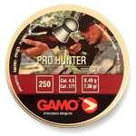 Пули Gamo Pro Hunter (250 шт) 4,5 мм, 0.49 г