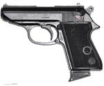 Пистолет сигнальный Chiappa Walther PPK Bond 007