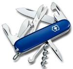 Нож Victorinox 1.3703.2R. CLIMBER 91 мм (синий)