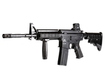 Пистолет пневматический Gletcher CLT M4 Soft Air
