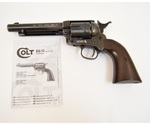 Револьвер пневматический Colt SAA 45 BB antique