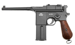Пистолет пневматический Gletcher M712 (Маузер)