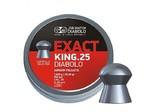 Пули JSB Diabolo Exact King (350 шт) 6,35 мм, 1.645 г