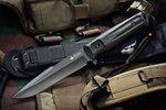 Нож Kizlyar Supreme Delta D2