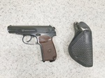 Пистолет пневматический Umarex Makarov (+кобура)
