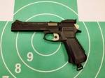 Пистолет пневматический МР-651К (8 гр. баллон)
