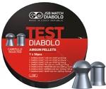 Набор пуль JSB Exact Test (7 видов в одной банке) кал. 4,5 мм