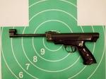 Пистолет пневматический ИЖ-40 (СССР)