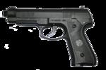 Пистолет пневматический Атаман М1-У CO2+PCP (Тула)