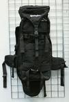 Рюкзак Remington черный, с отсеком под винтовку