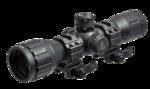 Прицел оптический Leapers BugBuster 6x32 AO Compact 25,4 мм, подсветка, с кольцами