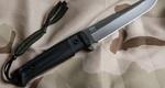 Нож Kizlyar Supreme Alpha AUS-8 Satin