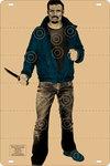 Мишень Хулиган с ножом