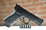 Пистолет охолощенный Glock К17 CO (калибр 10ТК)