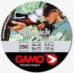 Пули Gamo Pro Magnum (250шт) 4,5 мм, 0.49 г