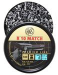 Пули RWS R10 Match 0,45 гр для пистолетов (500 шт.)